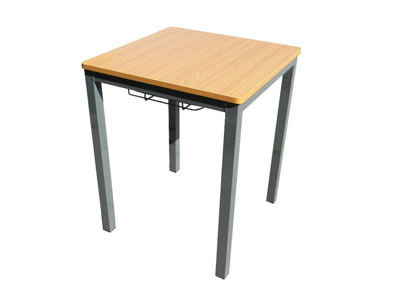 new chunky table with square legs peter walsh sons. Black Bedroom Furniture Sets. Home Design Ideas