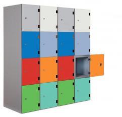 Lockers Trespa
