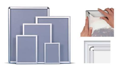 aluminium frame poster snap frames peter walsh amp sons