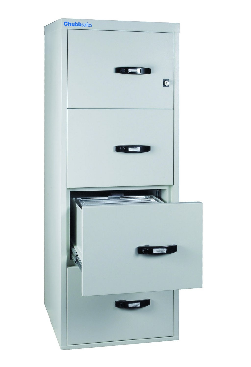 Fire Resistant Four Drawer Filing Cabinet